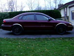 Ford Taurus:Bug Deflector;Sets of WindowVisors,FenderTrims,rims