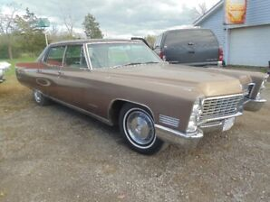 67 caddy fleetwood