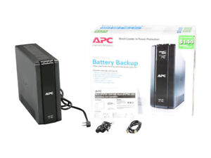 Basically new 3 month old APC BX1300G UPS back up battery or pow
