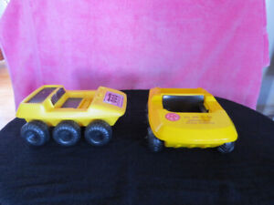 Vintage G I Joe and Fisher Price Toys