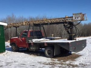 1990 Ford F-450 1 Ton DRW - Roofing Truck