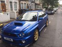 Subaru Impreza WRX STI Turbo uk type 300
