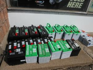 Interstate Batteries On Sales New ,Blem & Recon, Marine & R/V