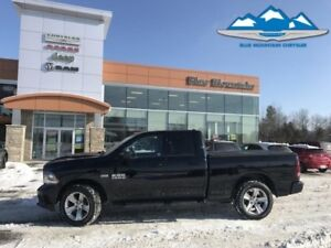 2014 Ram 1500 Sport  ACCIDENT FREE, LOCAL TRADE, LEATHER HEATED!