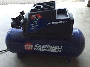 Campbell air compressor  Stratford Kitchener Area image 3