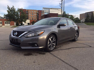 2016 NISSAN ALTIMA SR | FULLY LOADED | SAFETY & E-TESTED | 5km