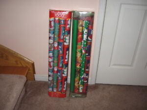 Christmas Wrapping Paper For Sale!