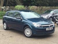 2006 Vauxhall Astra 1.8i 16v ( 140ps ) Life Fully Auto 5 Door only 56,537 Miles