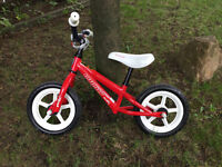 Balance bikes - Infinity - Like-New Condition - 2 Available