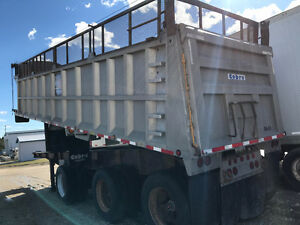 Cobra Dump Trailer 36ft