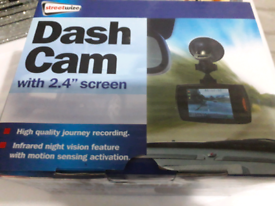 "Streetwize 2.4"" Digital Dash Cam New*"