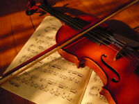 Do you like Violin? Offering Professional violin lessons