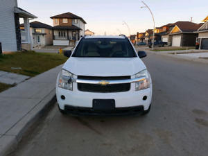 2009 Chevy Equinox with less km