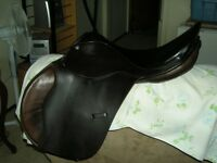 "Berney Brothers 17.5"" All purpose saddle"