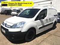 "2014 ""64"" Citroen Berlingo ENTERPRISE 1.6 HDi L1 625 Panel Van 5dr ( LX 850 X"