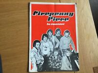 Fivepenny Piece signed program
