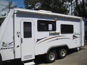 2009 Jayco Sterling Caravan, Full Ensuite, Front Kitchen, Annex Coffs Harbour Coffs Harbour City Preview