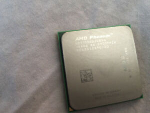 Processeur socket AM2 phenom x4 9150 quad core 1.8ghz