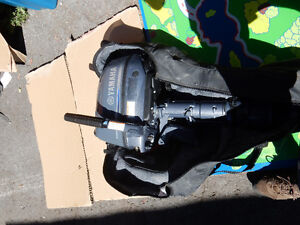 *URGENT* SUPERBE OUTBOARD YAMAHA 6HP