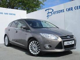 2012 62 Ford Focus 1.6TDCi ( 115ps ) Titanium X for sale in AYRSHIRE