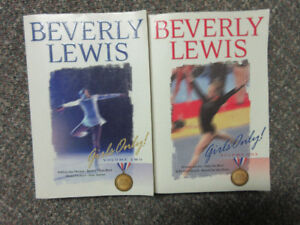 Beverly Lewis Girls Only Books - Volume 1 & 2