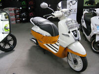 Peugeot Django 125cc Evasion fuel Injected Euro 4 2017 model