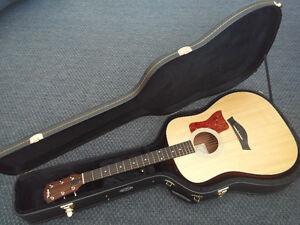 Guitare acoustique Taylor 110e