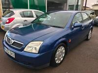 2002 Vauxhall Vectra 1.8i 16v LS-3 Keys-3FKeepers-5Service Stamps-Cambelt