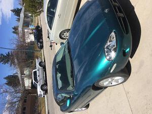 Jaguar xk8 parts car