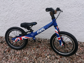 Frog Tadpole Balance Bike - Great condition