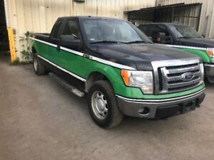4WD Ford F150 XLT 8FT Bed Company Work Truck for Sale