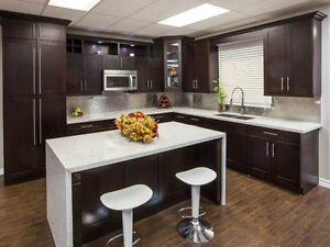 SOLID WOOD KITCHEN CABINETS--- FACTORY DIRECT 30-60% OFF RETAIL