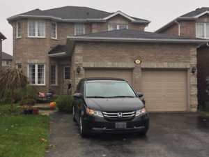 BARRIE SOUTH LG 4 BEDROOM ALL INCL AVAIL NOW