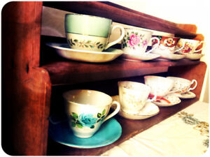 Our Teacup Collection Offers an Amazing Selection!