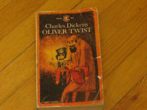 --CHARLES DICKENS#**/ OLIVER TWIST  /ANGLAIS littérature