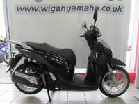 HONDA SH300 A-G, 2017 66 REG ONLY 4181 MILES, 300cc AUTOMATIC SCOOTER WITH ABS..