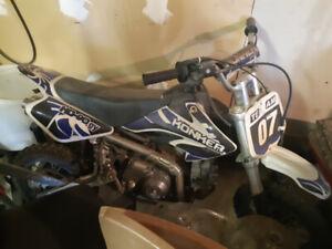 90cc dirt bike for sale