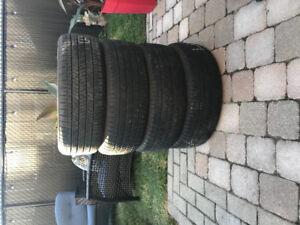 Vend 4 pneus d'été neuf 205/60R16