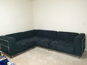 Ikea Sectional Couch $450.00 OBO