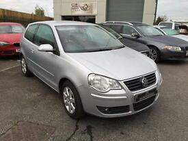 Volkswagen Polo 1.4 ( 80PS ) Match 2008 08 Reg 3 Dr Hatch back