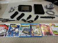 >>> MINT 32GB WII U DELUXE + EXTRA CONTROLLERS & 6 GAMES <<<