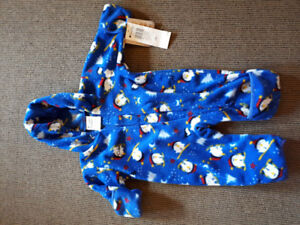 *NEW* Columbia fleece bunting outfit 6-12mos