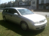Vauxhal Vectra 2.0 dti estate