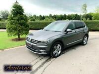 2017 Volkswagen Tiguan 2.0 TDi 150 SEL 5dr DSG ESTATE Diesel Automatic