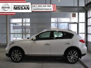 2016 INFINITI QX50 Base  - $201.57 B/W - Low Mileage