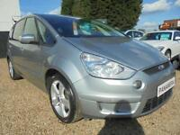 2006 06 FORD S-MAX 2.0 TITANIUM TDCI 5D 143 BHP DIESEL 7 SEATER DRIVE AWAY TODAY