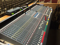 reduced - Large sound mixer