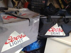 Coors light beer cooler bags Gatineau Ottawa / Gatineau Area image 1
