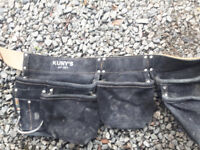 Carpenters pouch brand new