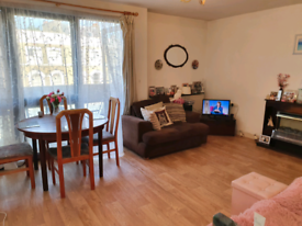 HOME EXCHANGE/ 3 bed flat on offer!